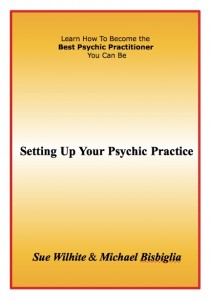 Cover for Setting Up Your Psychic Practice